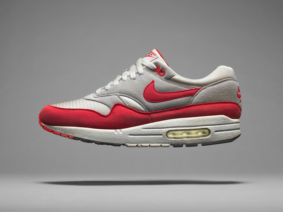 A Brief History of The Nike Air Max Series - 1987 Air Max 1