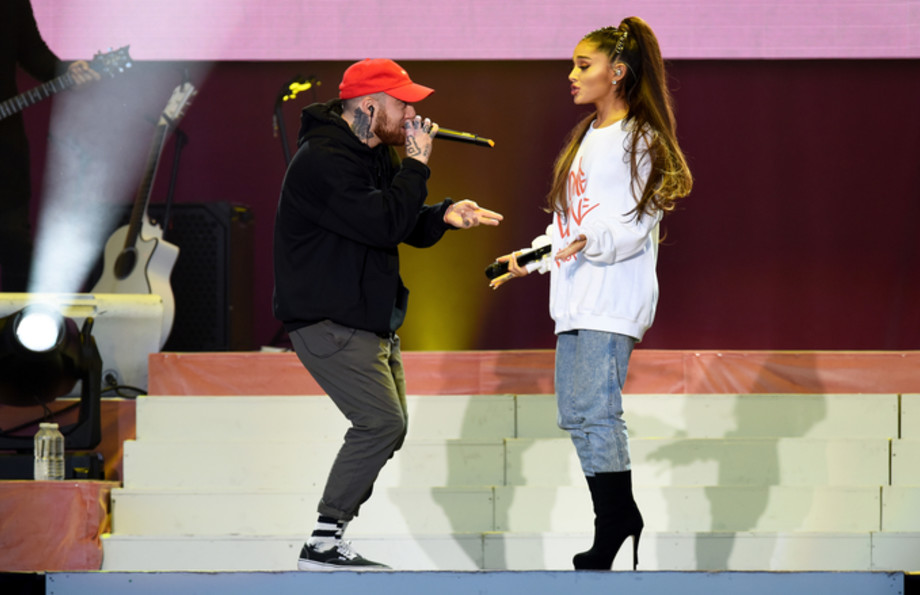 mac-miller-ariana-grande-perform