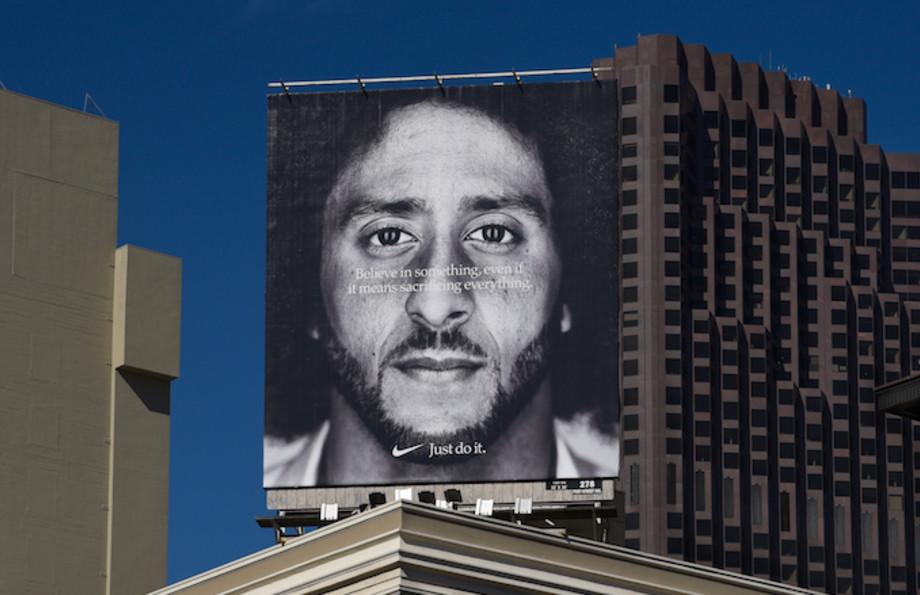 Colin Kaepernick's Nike Ad