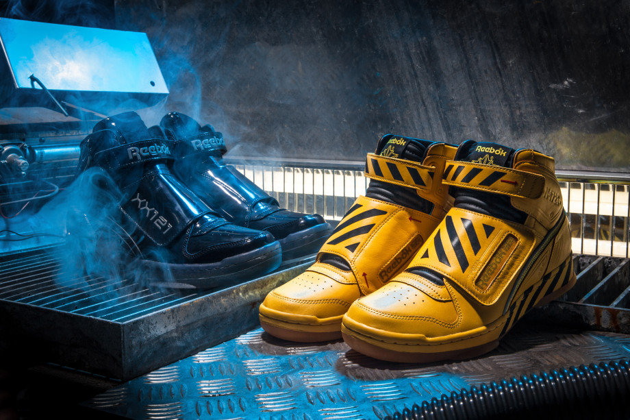 Take A Look At The Reebok Alien Stomper Boot, Celebrating