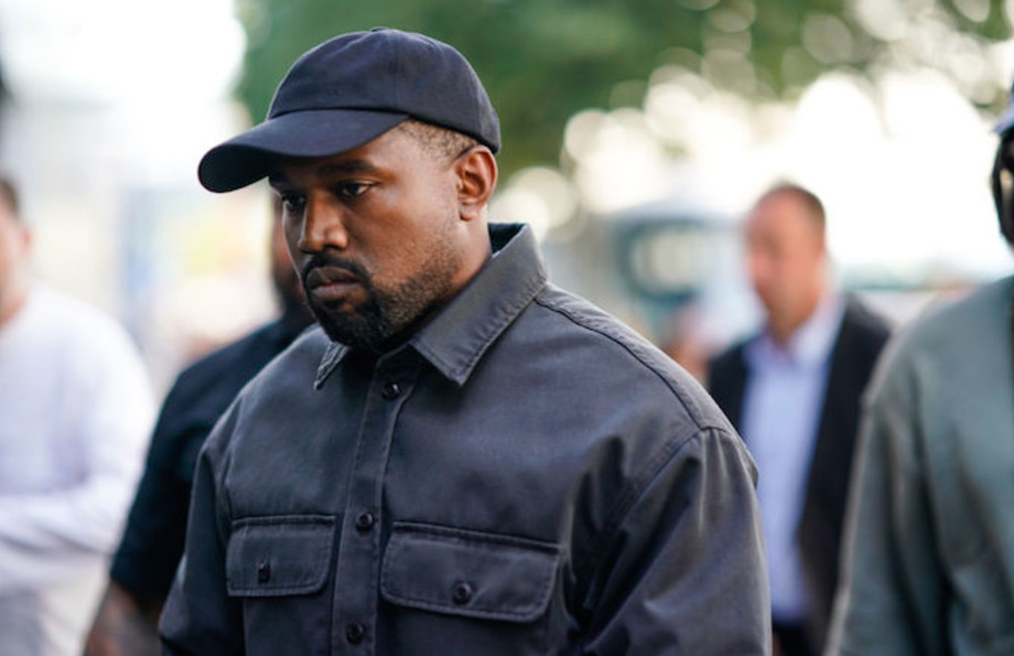 Kanye West IG rant