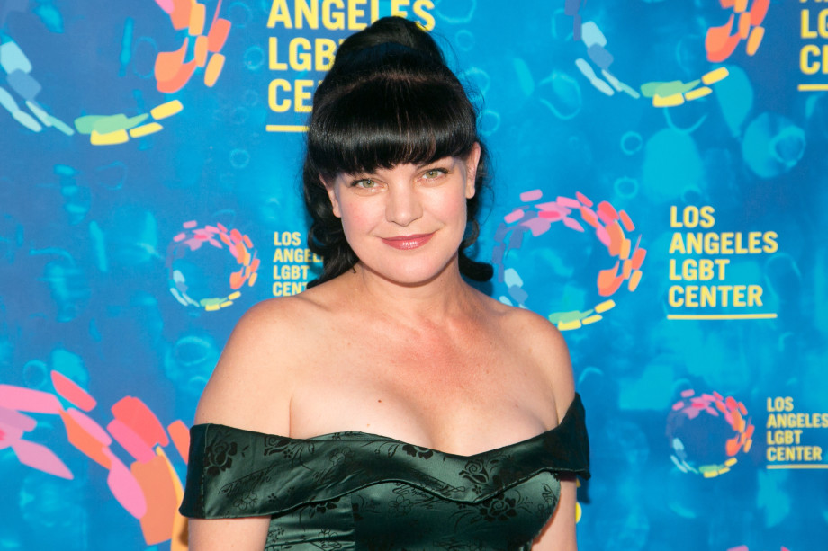 This is a photo of TV actress Pauley Perrette.