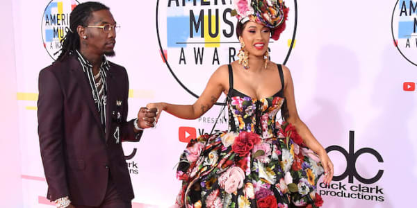 Cardi B Says She And Offset Have Broken Up