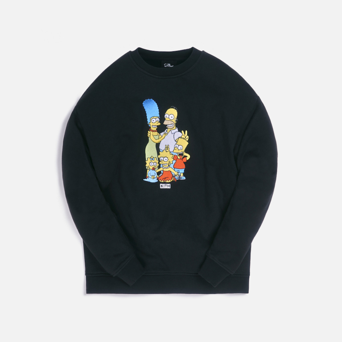 Here's a Full Look at Kith's 'The Simpsons' Collection