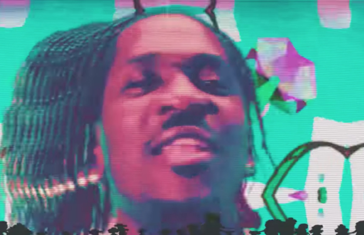 "Pusha-T Steps Into a Digital World in New Video for alt-J and Twin Shadow's ""In Cold Blood"""