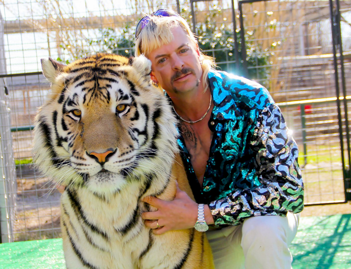 Joe Exotic Is `Categorically` a Racist, `Tiger King`...