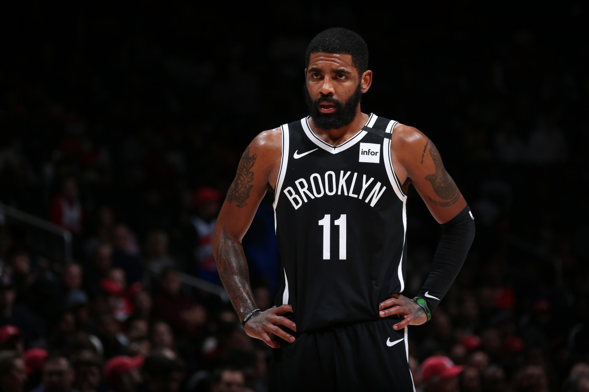 Kyrie Irving Deserves an Apology | ComplexKyrie Irving Stats
