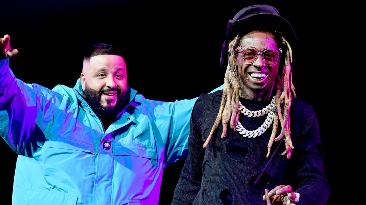 DJ Khaled Shares Preview of New Lil Wayne...