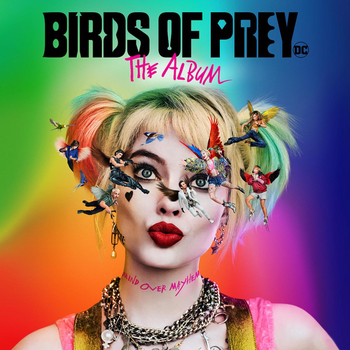 Listen To The Birds Of Prey Soundtrack F Megan Thee Stallion Halsey Saweetie More Complex