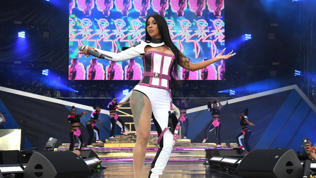 """Cardi B Shares Why She Didn't Like Recording Clean Version of """"WAP"""""""