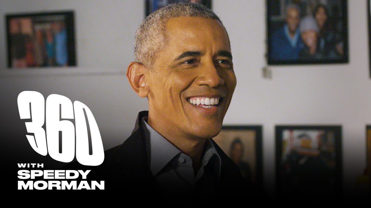 12 Things We Learned From Barack Obama's '360 With Speedy Morman' Interview