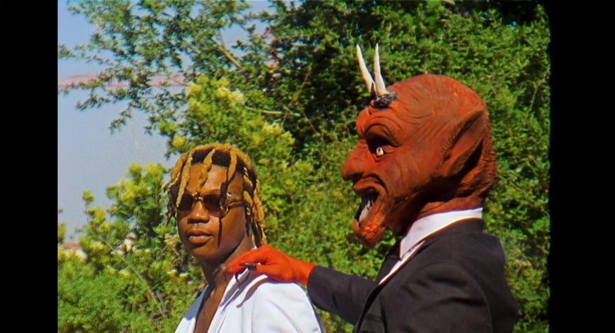 """Premiere: St. Louis Rapper King B Signs With the Devil in the """"When They Need You"""" Video"""