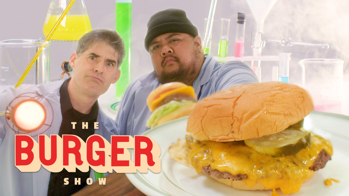 How to Make the Perfect Burger According to Science   The Burger Show