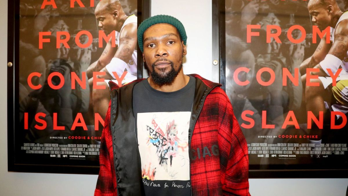 Kevin Durant Speaks On George Floyd's Death and Reveals He Will Not Return This Season to Play