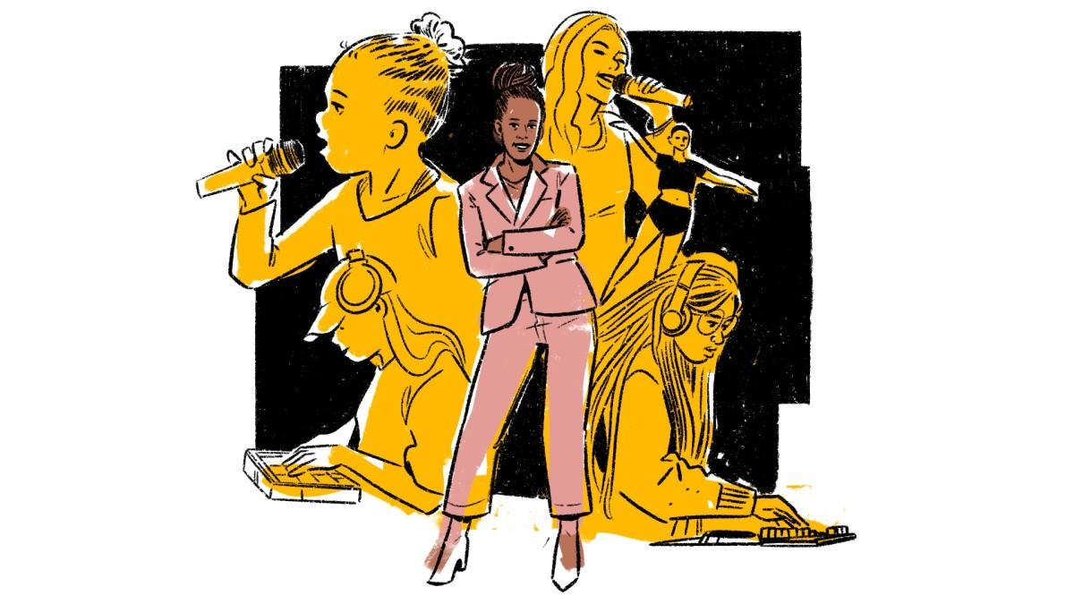 Roc Nation's Shari B Shares Her Community-Building Secrets