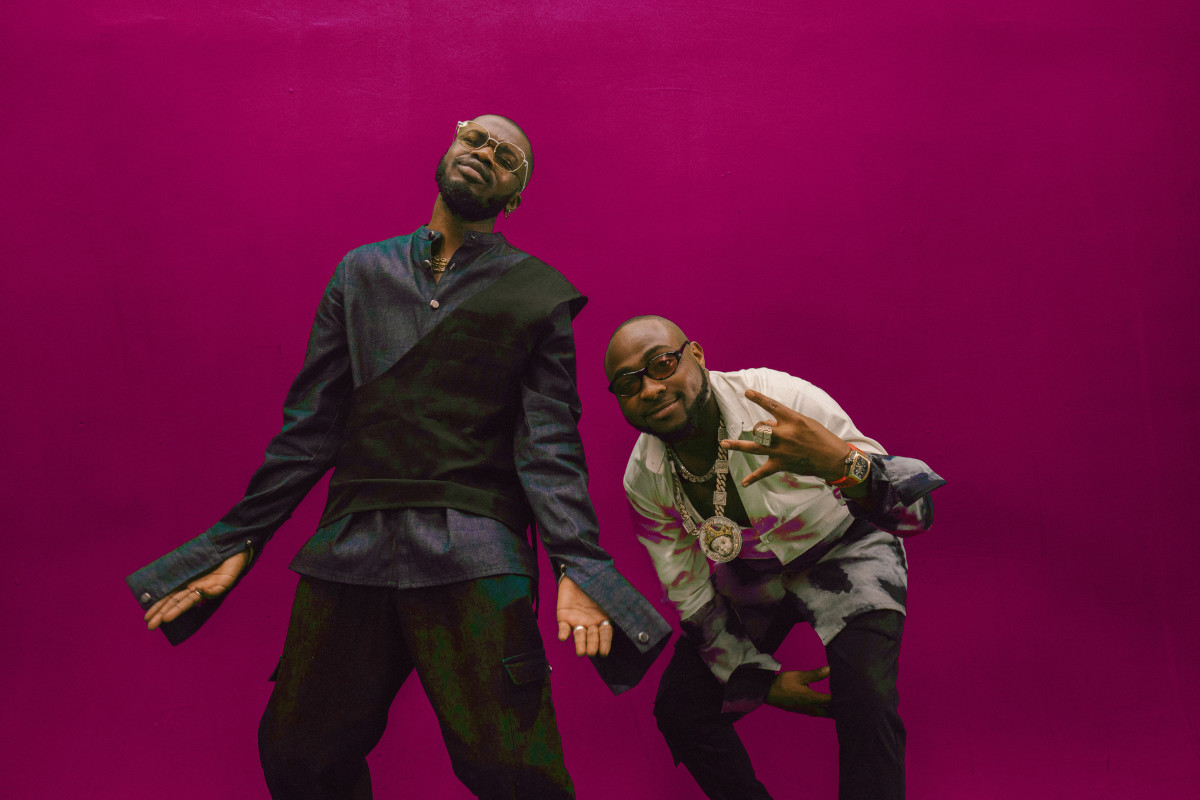 "Premiere: Afrobeats A-Listers Boj, Davido And Mr. Eazi Unite For ""Abracadabra"""