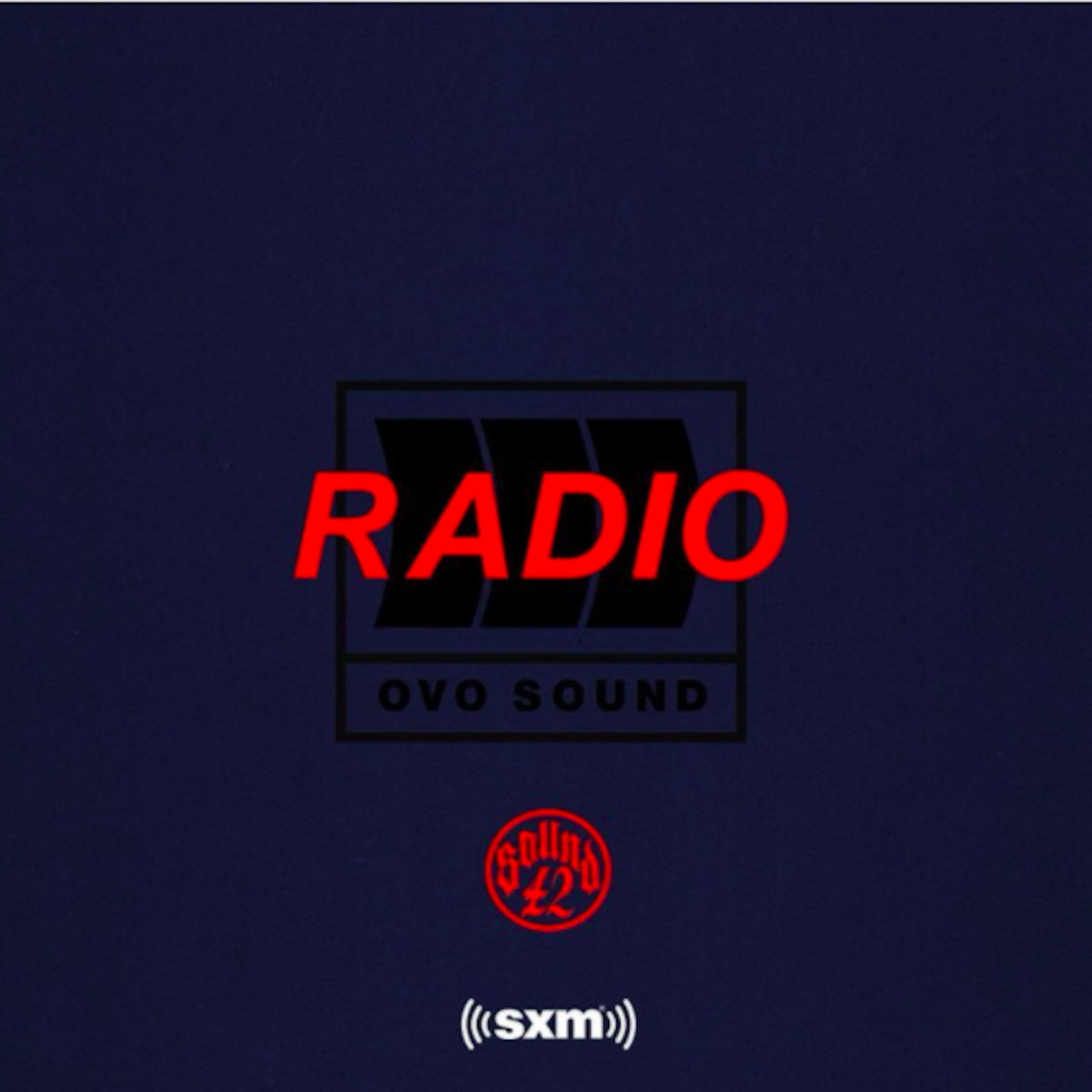Stream Drake's OVO Sound Radio on SiriusXM