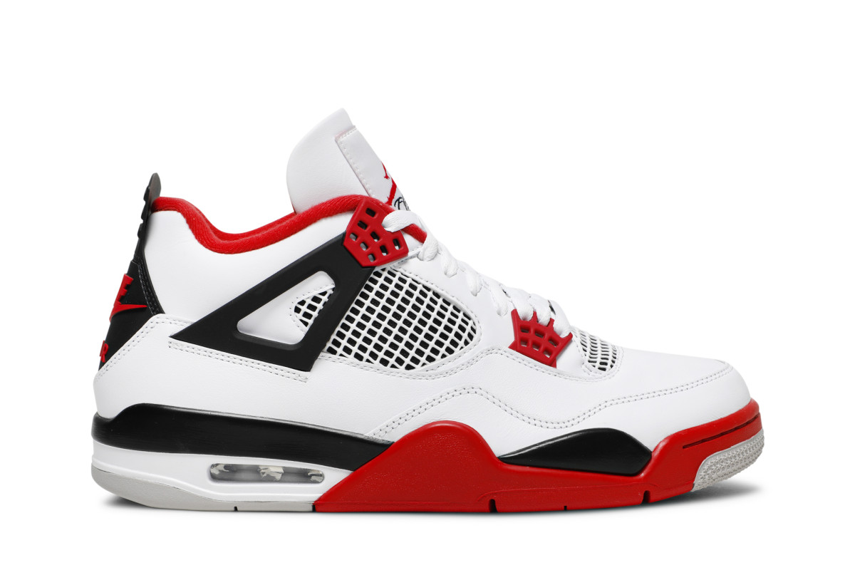 "Air Jordan 4 ""Fire Red"" and 8 Essential ""Fire Red"" Retros to Add to Your Collection"
