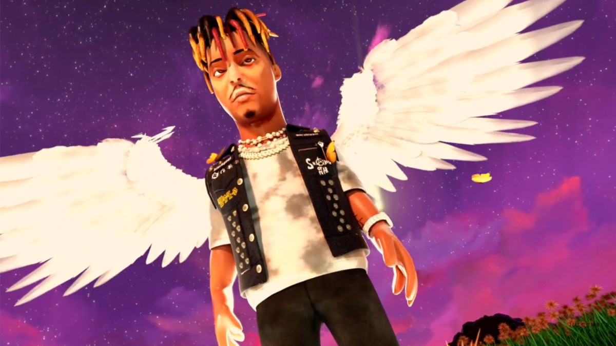 Watch Juice Wrld S Animated Video For Smile F The Weeknd Complex