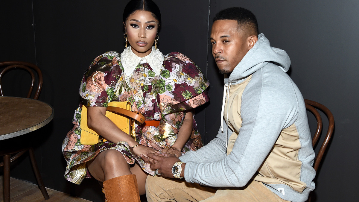 Nicki Minaj Announces She's Pregnant | Complex