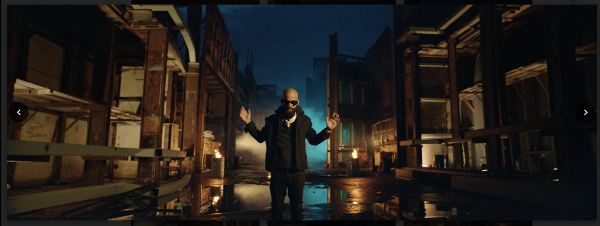Premiere Arcangel Shares Cinematic No Hay Amor Video Complex