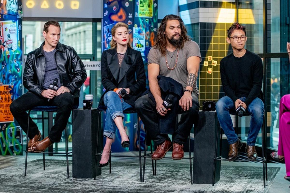Cast of Aquaman 2