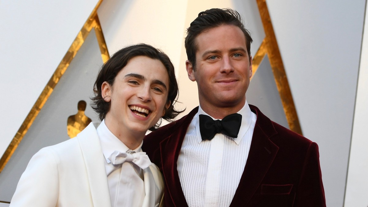 'Call Me by Your Name' Director Says Timothée Chalamet and Armie Hammer Will Return for Sequel