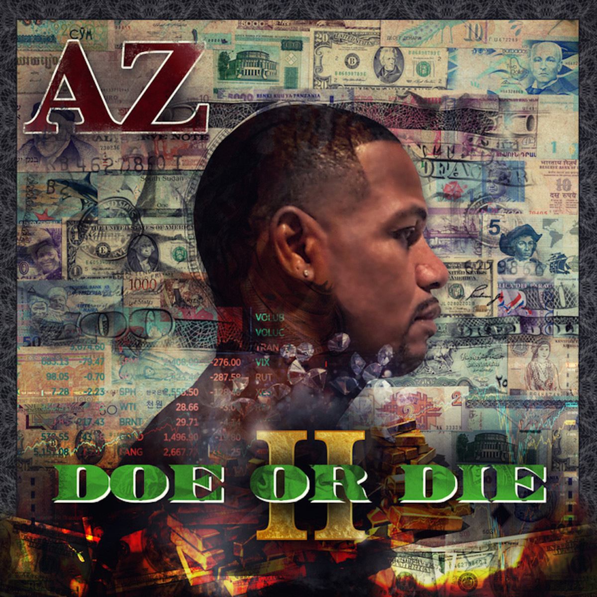 AZ Shares New Album 'Doe Or Die II' f/ Lil Wayne, Rick Ross, Conway the Machine, The Alchemist, and More - Complex
