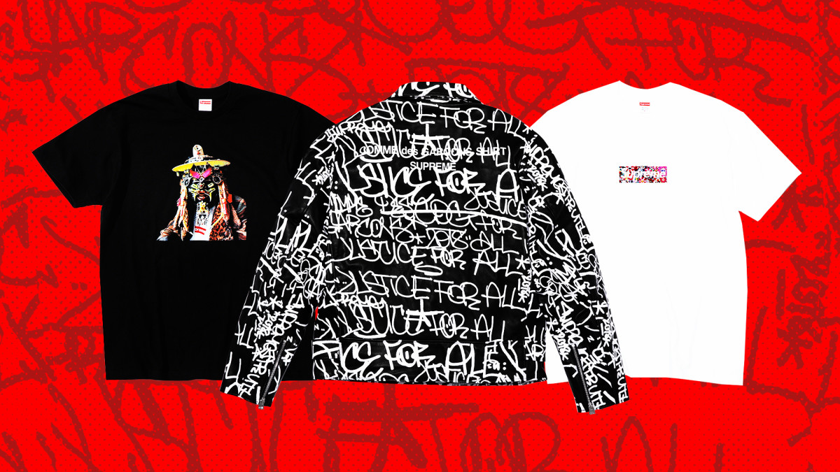 A History of Supreme's Artist Collaborations