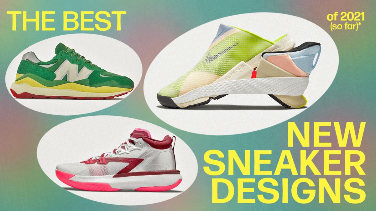 The Best New Sneaker Designs of 2021 (So Far)