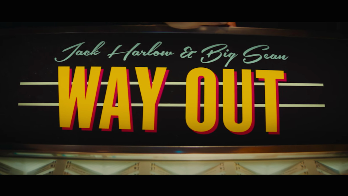 """Jack Harlow Taps Big Sean for New Single and Video """"Way Out"""""""