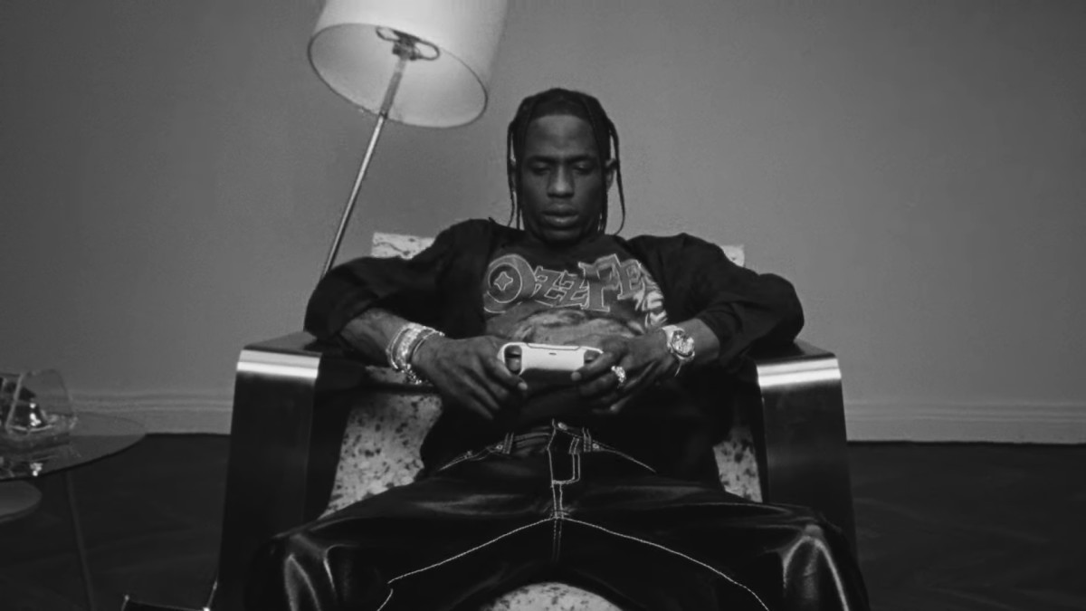 Travis Scott and PlayStation are teaming up. 👀🌵🎮