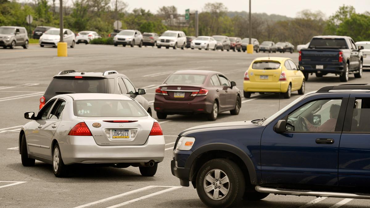 'Parking Lot Karen' Goes Viral on TikTok for Physically Blocking Car