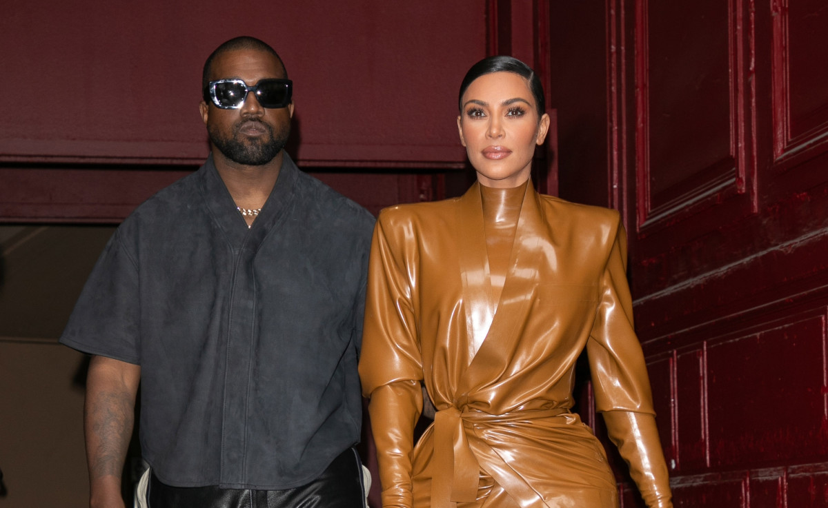 Kim Kardashian Reportedly Has an 'Exit Plan' for Kanye West Divorce