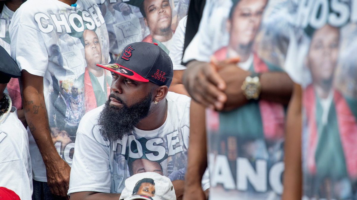 Michael Brown's Father and Ferguson Activists Request $20 Million From Black Lives Matter for Organizing Efforts