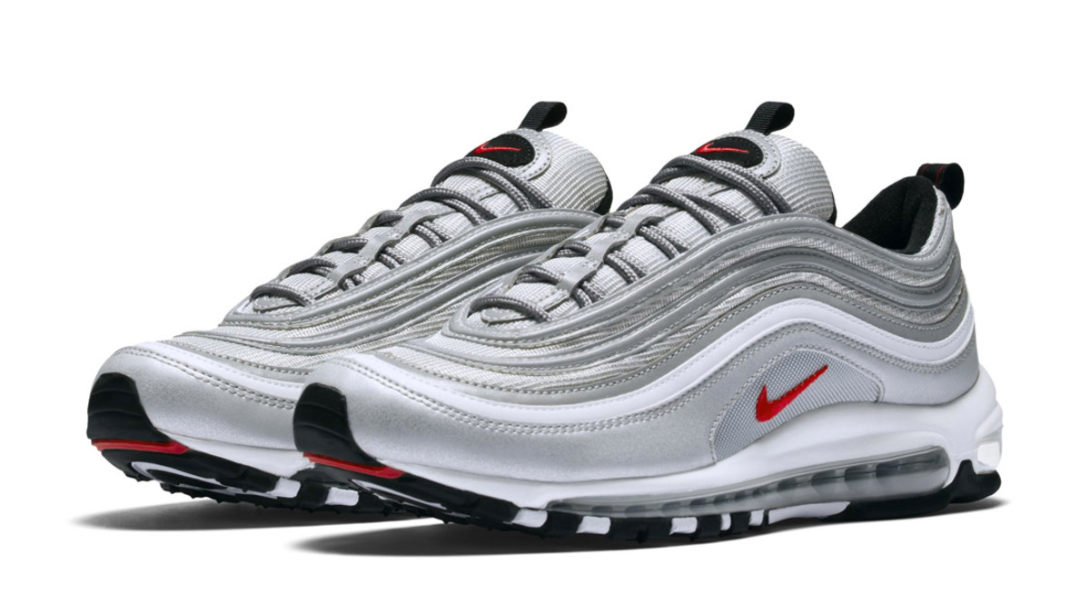 How the Air Max 97 Became One of Nike's Best Sneakers of 2017