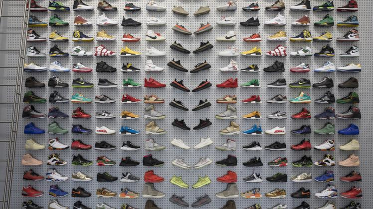 How the Resale Market Is Dealing With Looted Sneakers