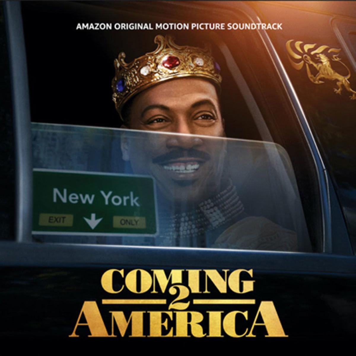 Меган Тебе жеребец присоединяется к Bobby Sessions в песне «I'm a King» из саундтрека к песне «Coming 2 America»