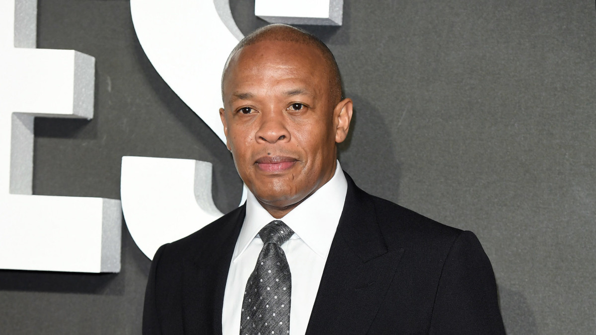 Dr. Dre Raps About Divorce and Brain Aneurysm in New Song With KXNG Crooked