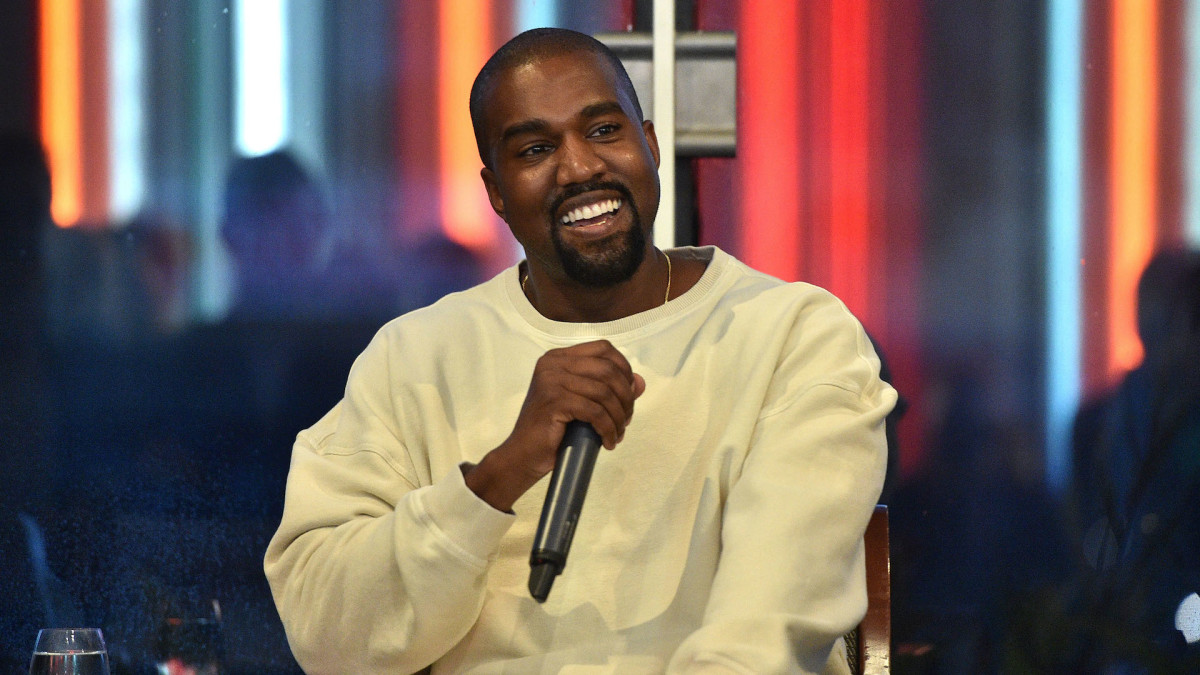 Kanye West's 'The Joe Rogan Experience' Podcast Episode Has Arrived