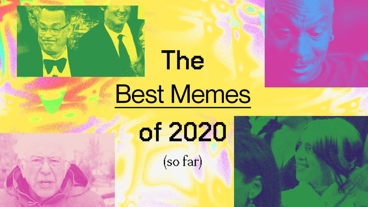 The Best Memes of 2020 (So Far)