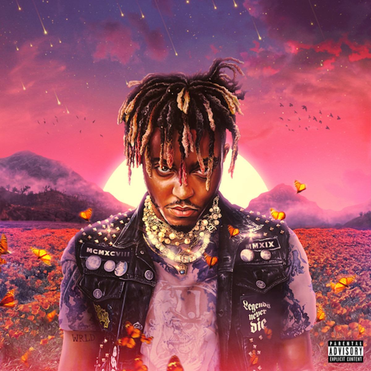 """Listen to Juice WRLD and Marshmello's New Song """"Come & Go"""" Off Upcoming 'Legends Never Die' Album"""