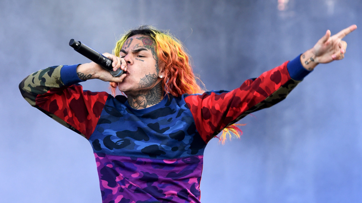 6ix9ine Is Out of Prison. What Now?