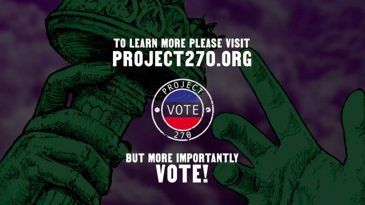 Mana Urban Arts Launches Project 270 to Urge Younger Americans to Vote