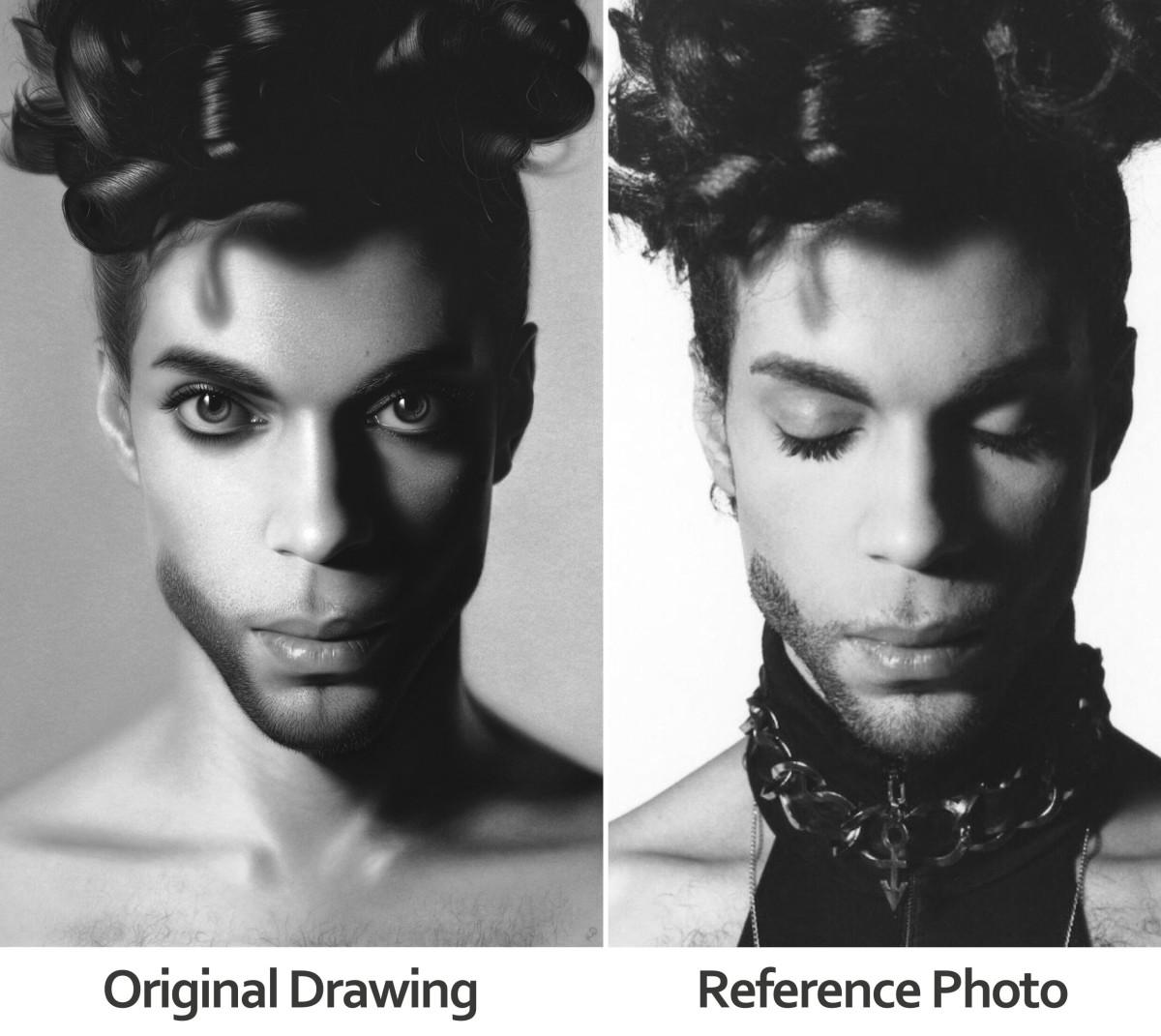 North London Pencil Artist Kelvin Okafor Pays Tribute To