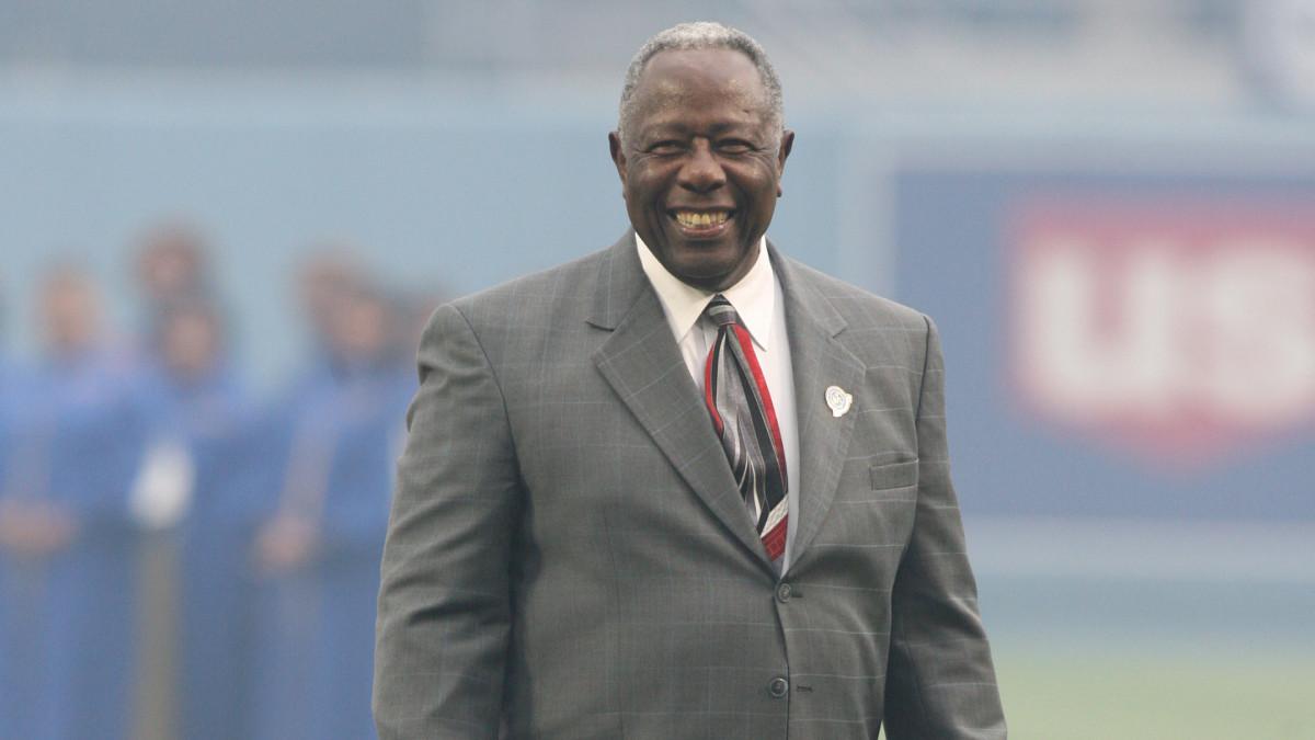 """MLB Hall of Famer Henry """"Hank"""" Aaron Dead at 86"""