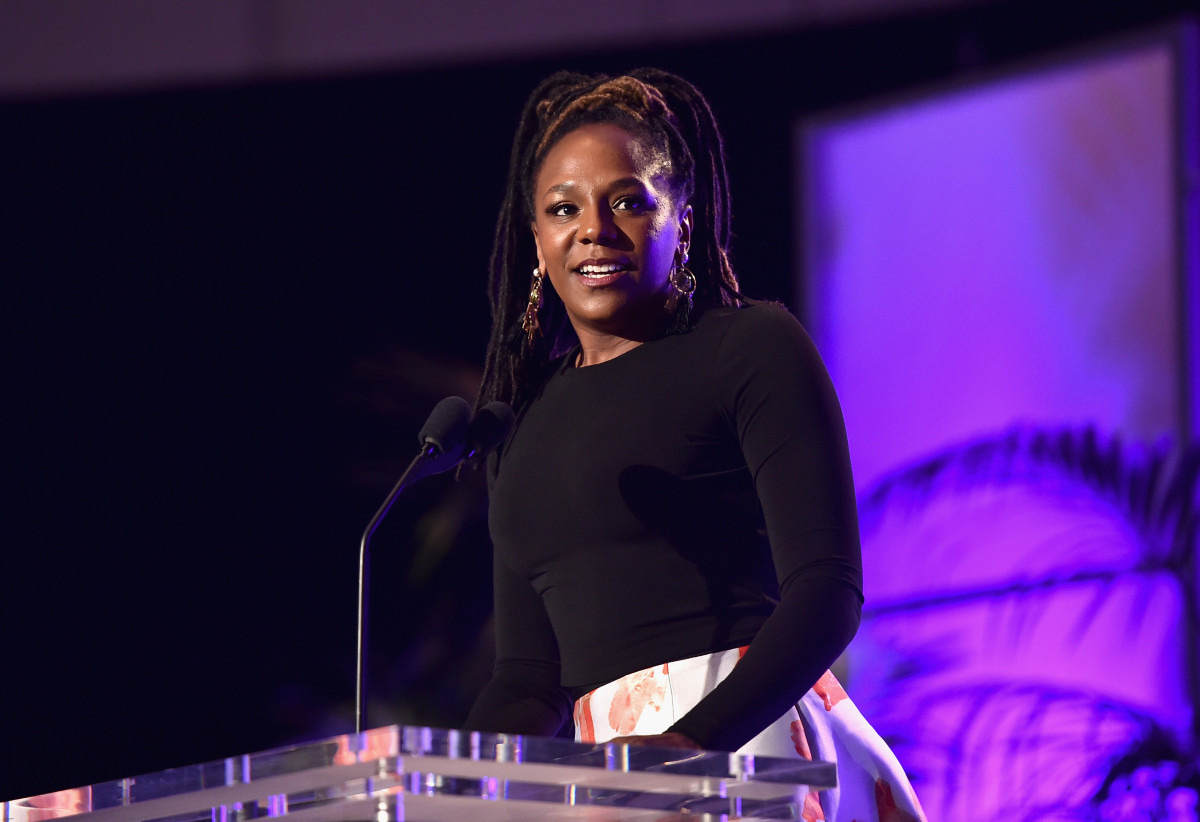 Bree Newsome Is Knocking You Off Your Pedestal