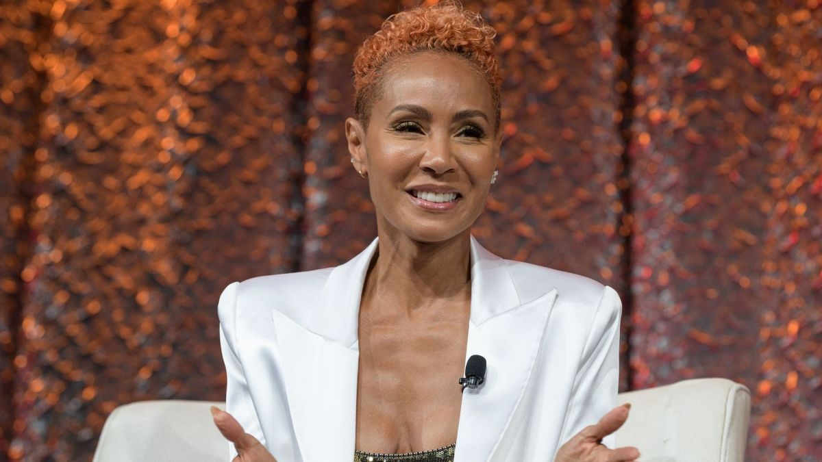 Jada Pinkett Smith's Latest 'Red Table Talk' Sets New Viewing Record