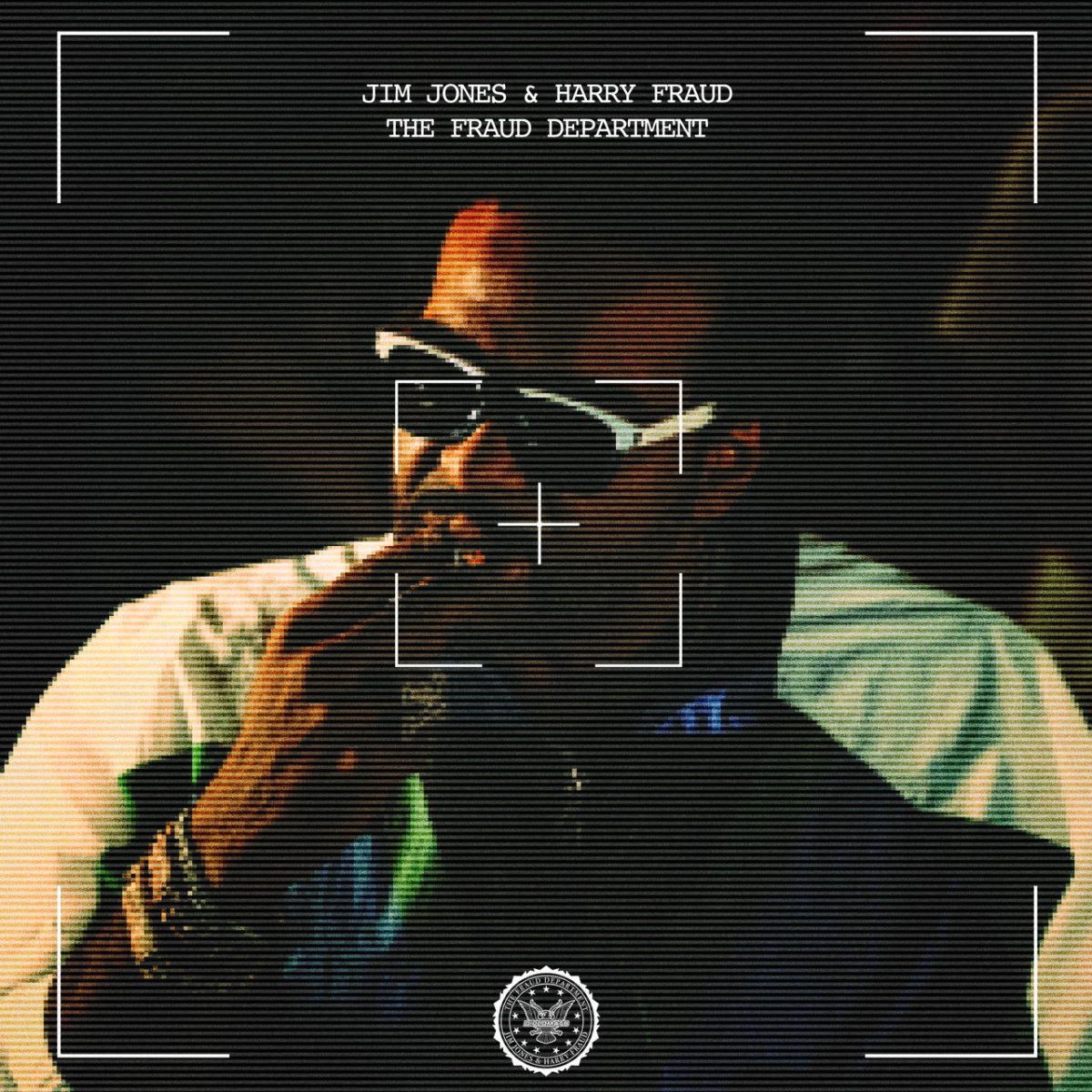 Jim Jones and Harry Fraud Release 'The Fraud Department' Album | Complex