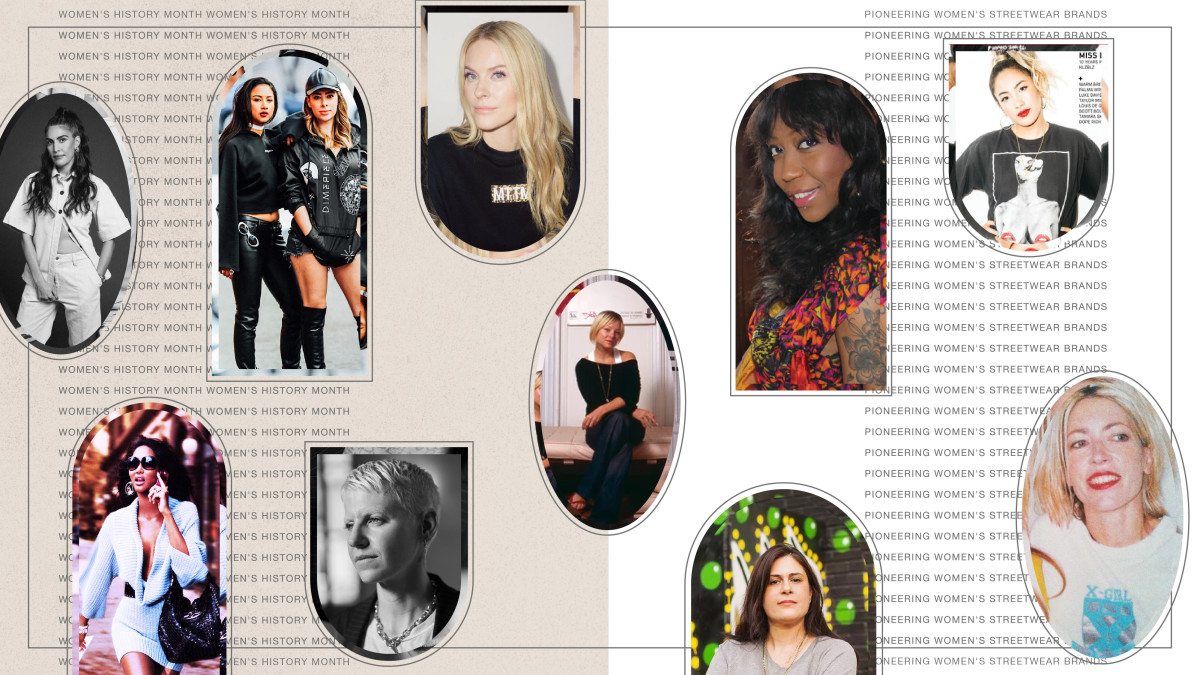 The 10 Pioneering Women's Streetwear Brands